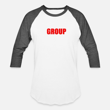 Group GROUP - Unisex Baseball T-Shirt
