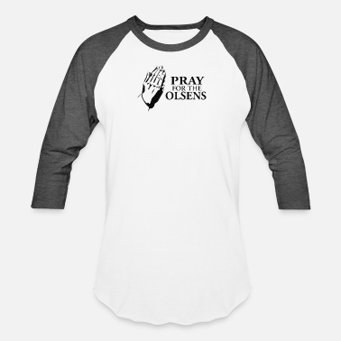 pray - Unisex Baseball T-Shirt