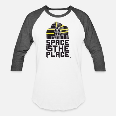Dead Space 3 Space - Space is the Place - Baseball T-Shirt