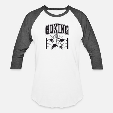 Thai Boxing Boxing - Boxing - Baseball T-Shirt