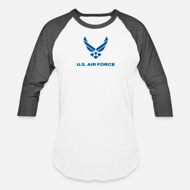 Womens Air Force Apparel Air Force - Unisex Baseball T-Shirt