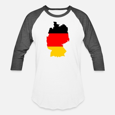 Germany germany - Unisex Baseball T-Shirt