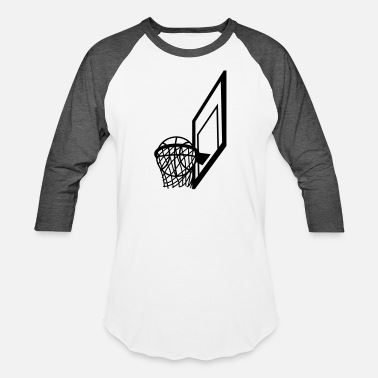 Cheers team winner basketball basket basketball cool hit - Unisex Baseball T-Shirt