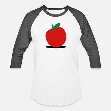 Trading Places A Delicious Red Apple! - Baseball T-Shirt