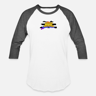 Gay Allie gay pride proud member of straight allies gay t sh - Baseball T-Shirt