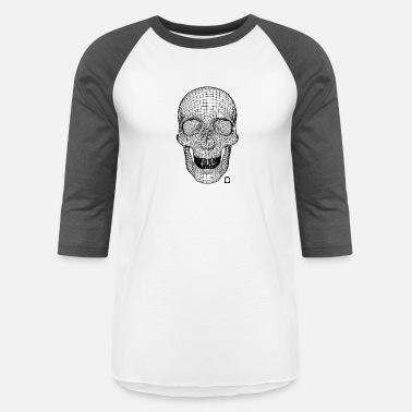 e6b32bf425cc Black 3D skull Men s Premium T-Shirt