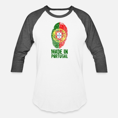Made In Portugal Portugal Made in Portugal / Portuguesa - Baseball T-Shirt
