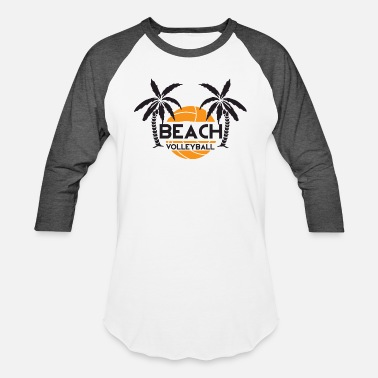 Beach Volleyball Volleyball - Beach volleyball - Unisex Baseball T-Shirt