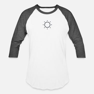 Sunny Heights Weather Sunny - Baseball T-Shirt