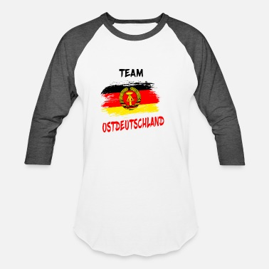 Ddr Team Ostdeutschland / East Germany Gift Germany - Baseball T-Shirt