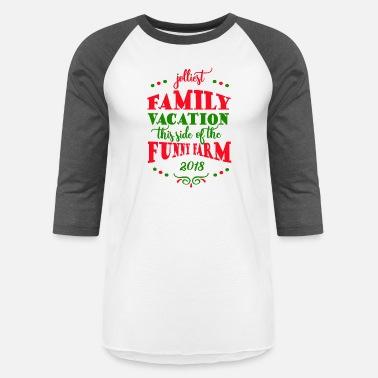 5917843ea Family Vacation Funny Family Vacation 2018 Matching Shirts - Unisex Baseball  T-Shirt