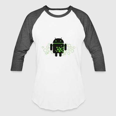 Android Hex Code - Baseball T-Shirt
