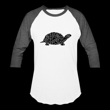 Turtle Tee Shirt - Baseball T-Shirt