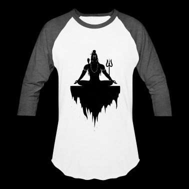 Lord Shiva - Baseball T-Shirt