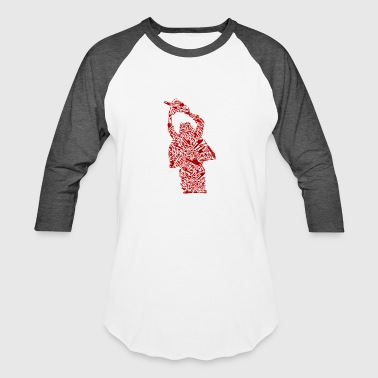 Chainsaw - Baseball T-Shirt