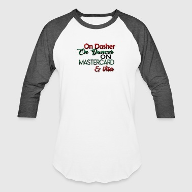 christmasshopping - Baseball T-Shirt