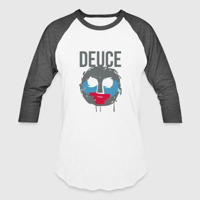 Deuce Hollywood - Baseball T-Shirt