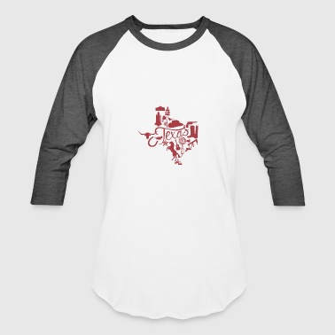 Texas - Baseball T-Shirt