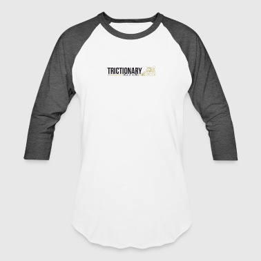 Trictionary Logo - Baseball T-Shirt