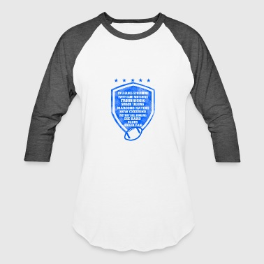 Blues Origin Fan - Baseball T-Shirt