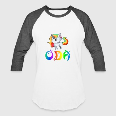 Oda Unicorn - Baseball T-Shirt