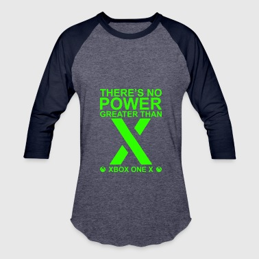 There s No Power Greater Than X Gamescom 2017 Edit - Baseball T-Shirt
