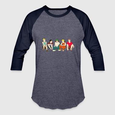 South Park Butters South Park Boys - Baseball T-Shirt