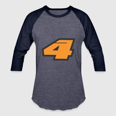 Fours Four - Baseball T-Shirt