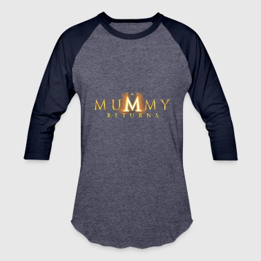 The Mummy Returns - Baseball T-Shirt