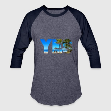 Yes to vacation - Baseball T-Shirt