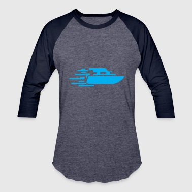 Ship Mechanic ship - Baseball T-Shirt