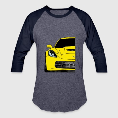 C7 CORVETTE C7 - Baseball T-Shirt