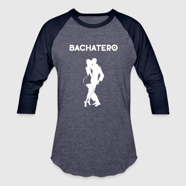 Bachata dancer, bachata dance, latin dance, salsa - Baseball T-Shirt