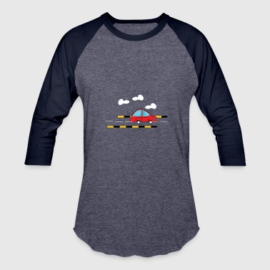 Drive-in drive - Baseball T-Shirt