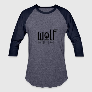 wolf of the wall street - Baseball T-Shirt