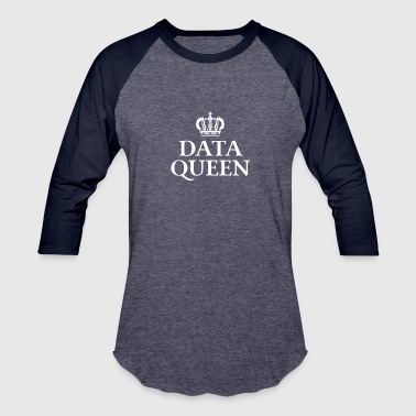Data Privacy Data Queen - Baseball T-Shirt