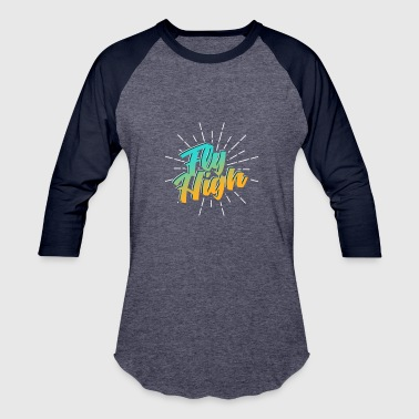 Geo Fly High - Baseball T-Shirt