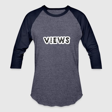 views - Baseball T-Shirt