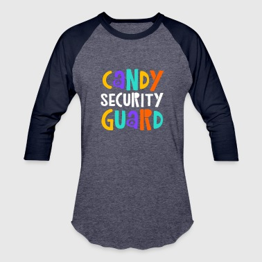 Candy Security Guard - Baseball T-Shirt
