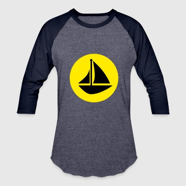 Boat - Baseball T-Shirt