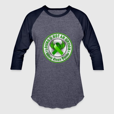 Disease kidney disease - Baseball T-Shirt