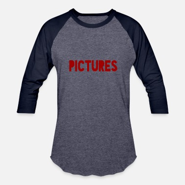 Picture Pictures - Baseball T-Shirt