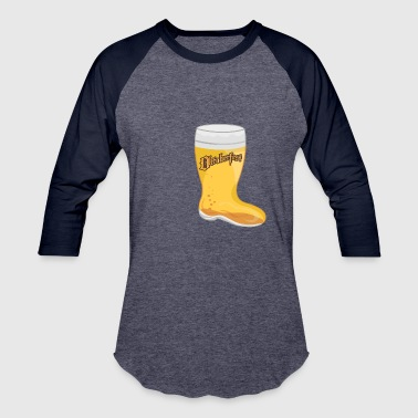 Boot Party Beer & boot - Baseball T-Shirt