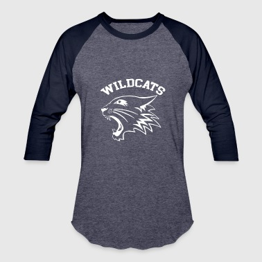 Hsm Wildcats Team - Baseball T-Shirt