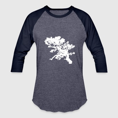 Bonzai Tree Small Nature Lovers Birthday Gift Tee - Baseball T-Shirt