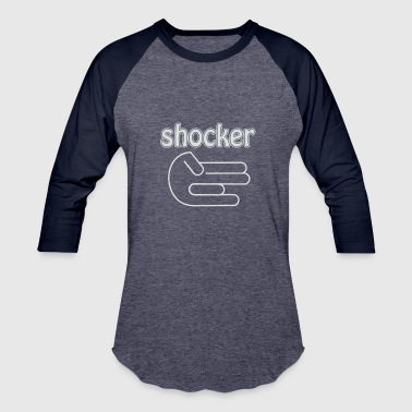 Shocker - Baseball T-Shirt