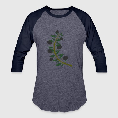Green Branch branch - Baseball T-Shirt