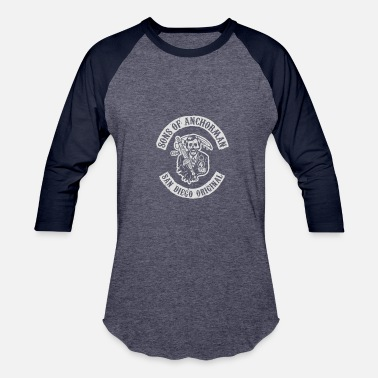 Anchorman Movie Sons of Anchorman - Baseball T-Shirt