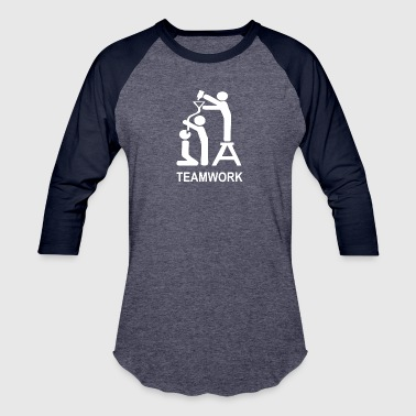TEAM WORK - Baseball T-Shirt