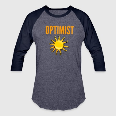 Optimist Optimist - Baseball T-Shirt